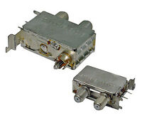 Tv Antenna Changeover A/b Power Switch For Use With Two Antennas ( 98g001 )