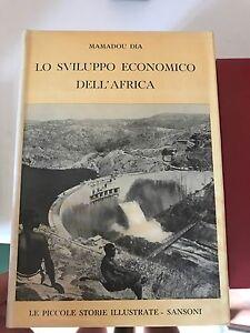 DIA-LO-SVILUPPO-ECONOMICO-DELL-039-AFRIC-LE-PICCOLE-STORIE-ILLUSTRATE-SANSONI-1962