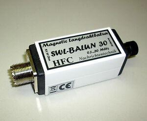SWL-Balun-30-Magnetic-Balun-Langdrahtbalun-0-1-30-MHz