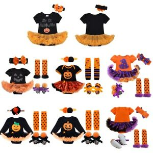 image is loading infant baby girls my 1st halloween outfits tutu
