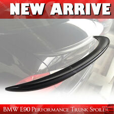 """""""SHIP FROM LA Carbon E90 BMW 3-Series Performance P-TYPE Rear Trunk Spoiler"""