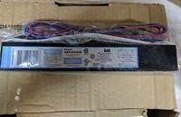 Box Of 10 Phillips Advance Icn-2p32-n 120-277v Ballast T8 Lamps