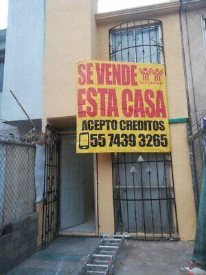 VENTA DE CASA EN REAL DE COSTITLAN EN SAN VICENTE CHICOLOPAN  LISTA PARA HABITAR