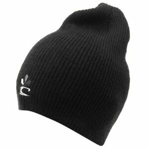 e13d2520bf8 O Neill Men s AC Solid Black Relax Beanie Hat - RRP £14.99 ...