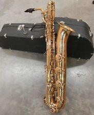 Vito Yanagisawa Japan Low A Bari Sax Baritone Saxophone !NORESERVE!