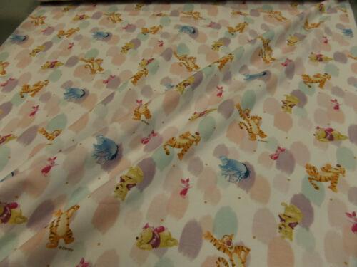 "Kinderstoff Disney /""Winnie pooh/"" BW-Jersey je 50cm 145 cm br mehrfarb"
