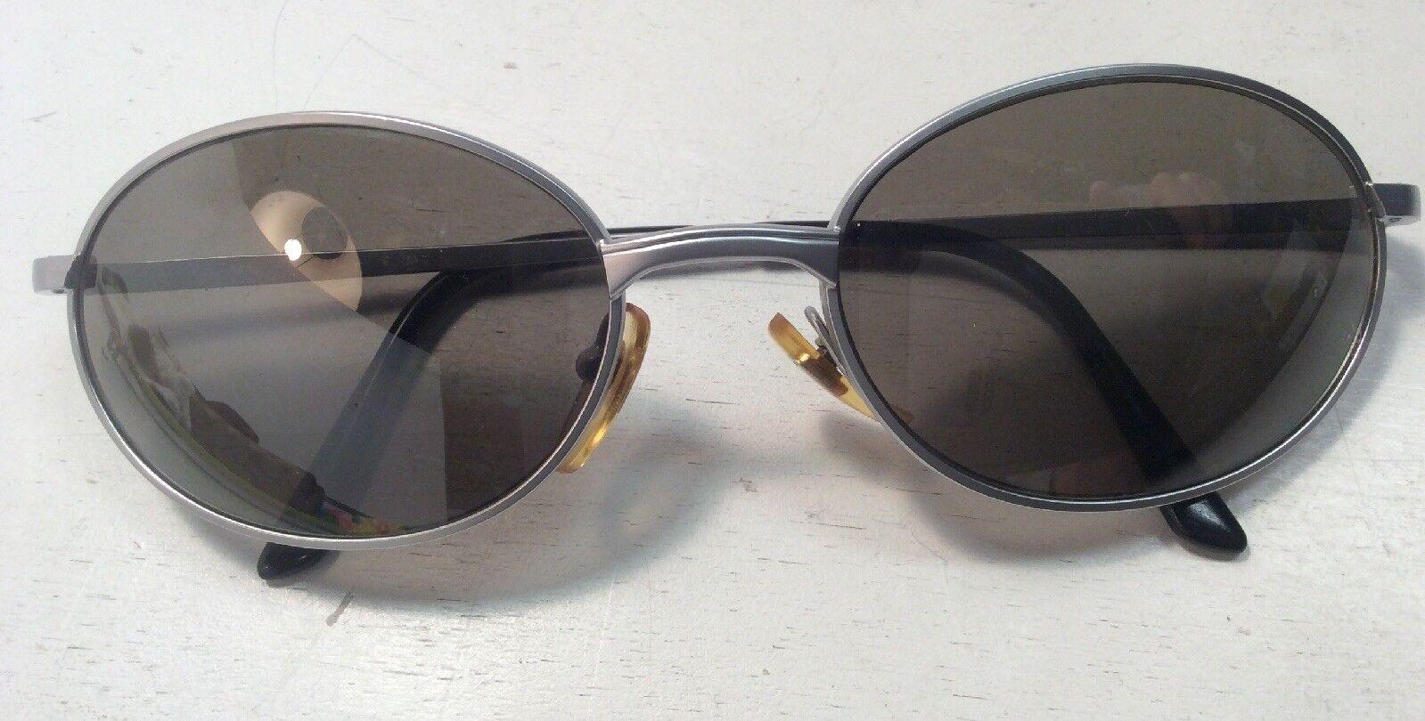Bolle Sunglasses Shades Wire Metal Frame RecycledFashionShop.com