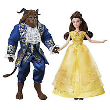 Disney Beauty and the Beast Grand Romance Belle & Beast Live-Action Movie Doll