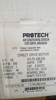 5kcp39pfbc43s - Ge Genteq Rheem Ruud Weather King Condenser Fan Motor 1/8 Hp 230