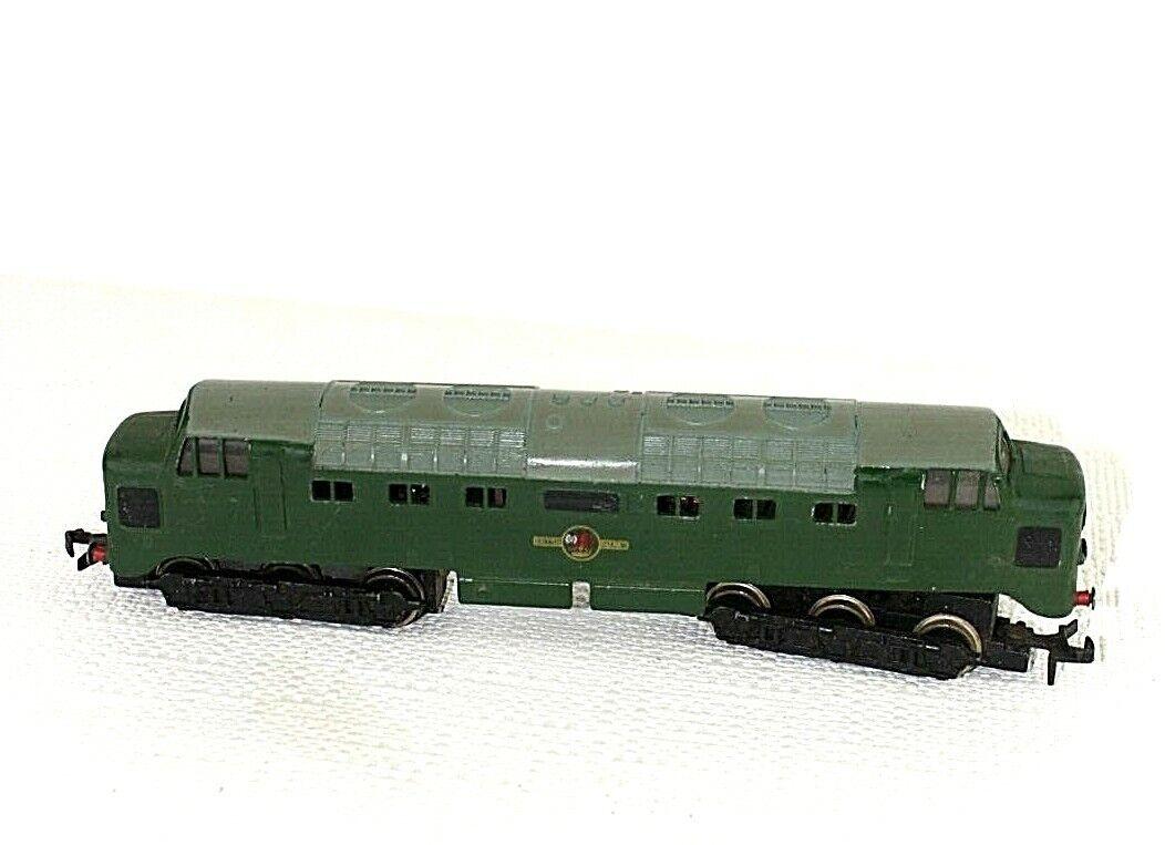 Hornby Dublo Diesel loco engine British Railways Deltic metal Needs repair  X1