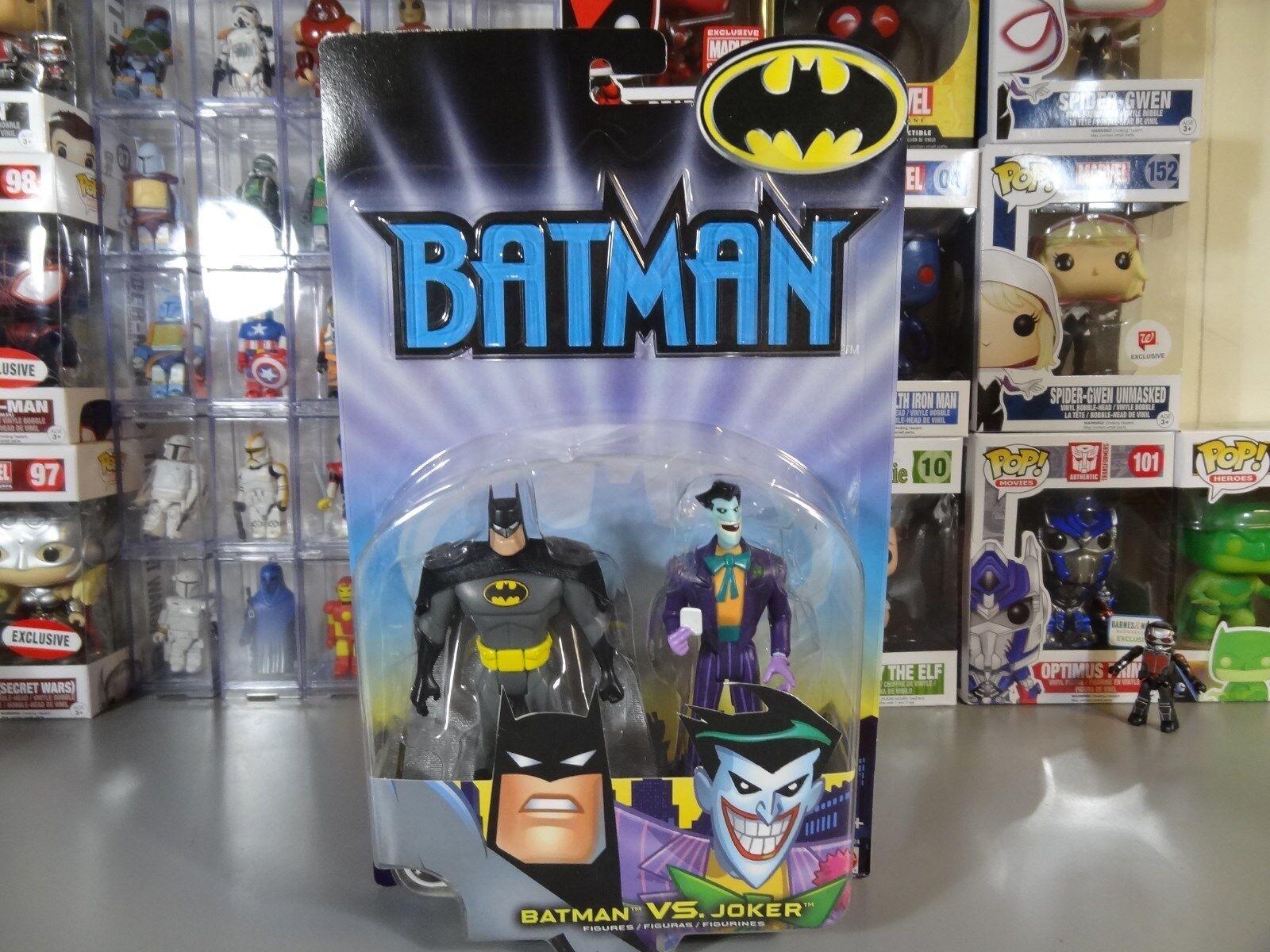 Batman Animated Series Batman Vs. Joker