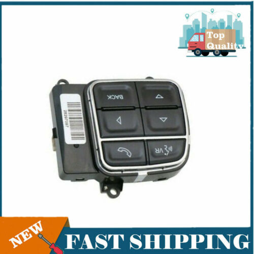OEM Steering Wheel EVIC Control Switch 56046255AD For 2011-2014 Dodge Chrysler