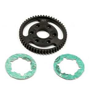 Details about RC Car C25272 CNC Machined Steel 52T Spur Gear for HPI 1/10  Bullet MT, Bullet ST
