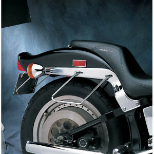Chrome Frame Cover for Harley Softail 1984-1999 FLST FXST