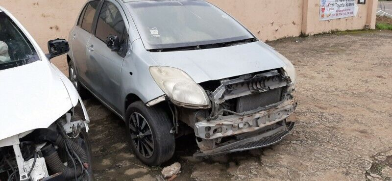 Toyota Yaris 1KR Stripping for Spares ToyoPro