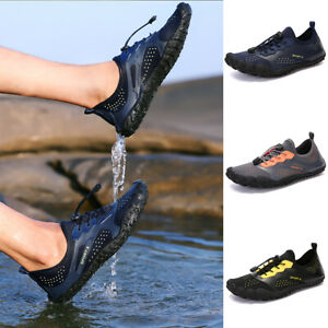 Unisex Womens Water Shoes Multicolor Swim Wading Comfort Sneakers Yoga Shoes