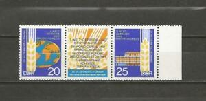 EAST-GERMANY-1970-Corn-and-Bread-Congress-Pair-vignette-MUH-SET