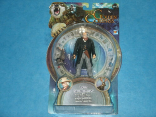 créée par Philip PULMAN film culte The Golden Compass action figures avec démons