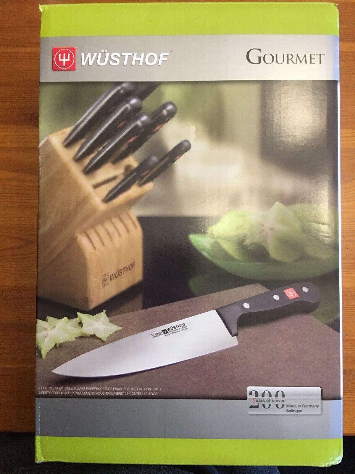 Wusthof 14 Pièces Gourmet Set Couteaux
