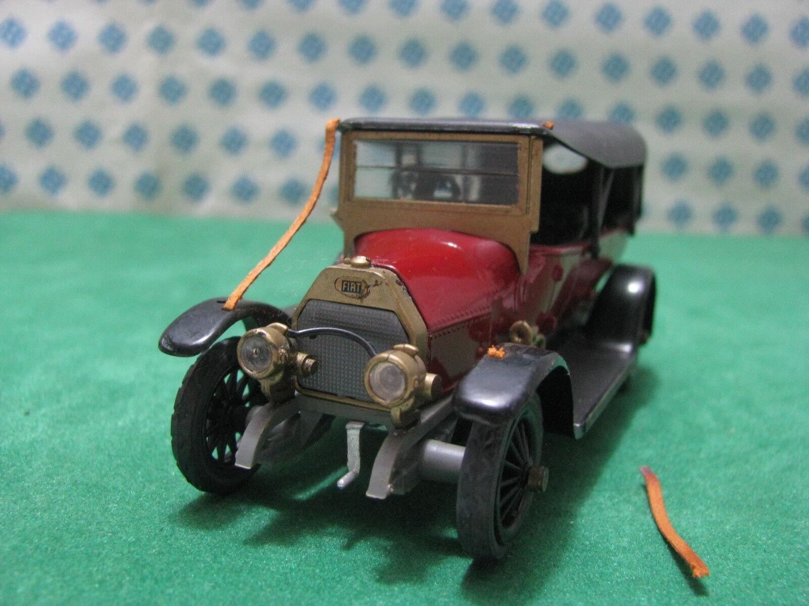 Vintage  -   FIAT mod.4 1911 coperta  -   1 43  Dugu n°1