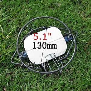 Mouse Mice Big rat Large moles Rodent Steel Spring Clip Snare Trap Pest Control