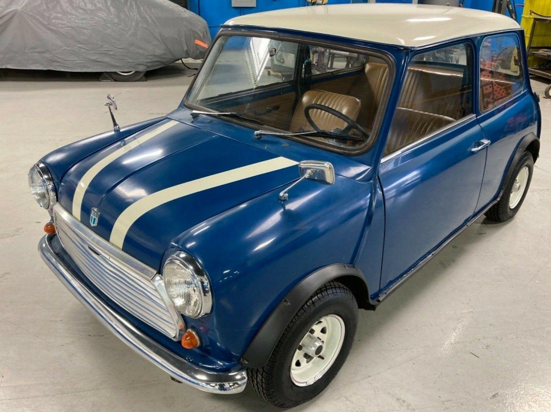 1973 Mini Classic Mini 1000 left hand drive Rare ***