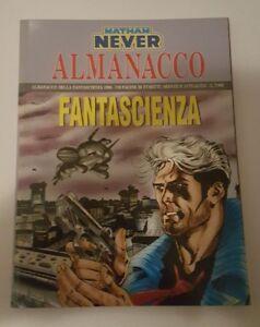 Nathan-Never-Almanacco-della-FANTASCIENZA-1996-Sergio-Bonelli-Editore