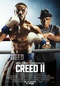 Dvd-Creed-2-2019-Sylvester-Stallone-NUOVO