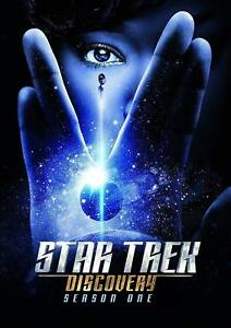 Star-Trek-Discovery-The-First-Season-one-1-Brand-New-DVD-4-Disc-Set