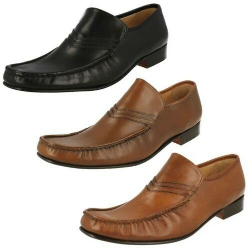 Hommes Feathermaster By Grenson Mocassins - Idaho