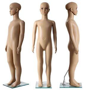 Schaufensterpuppe-Kind-Schaufensterfigur-Manichino-Kinder-Mannequin-NEUWARE