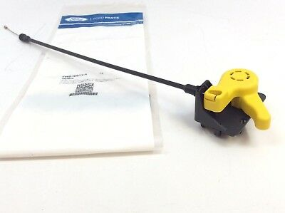 2012-2017 Ford Focus Hood Latch Release Pull Handle Cable OEM NEW CV6Z-16A770-A