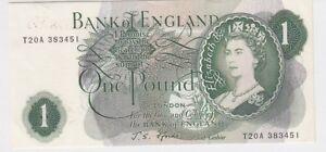Inghilterra-England-Great-Britain-1-pound-1966-1970-FDS-UNC-Pick-374e-rif-4288