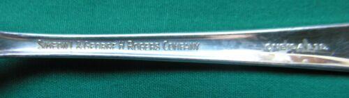 S English Garden silverplate  rogers Teaspoon Tea Spoon