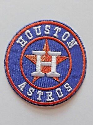 Fanartikel Weitere Ballsportarten Houston Astros Mlb Abzeichen Minute Maid Park Aufbügeln Nähen Hemd Jacke Kapuze Schnelle WäRmeableitung