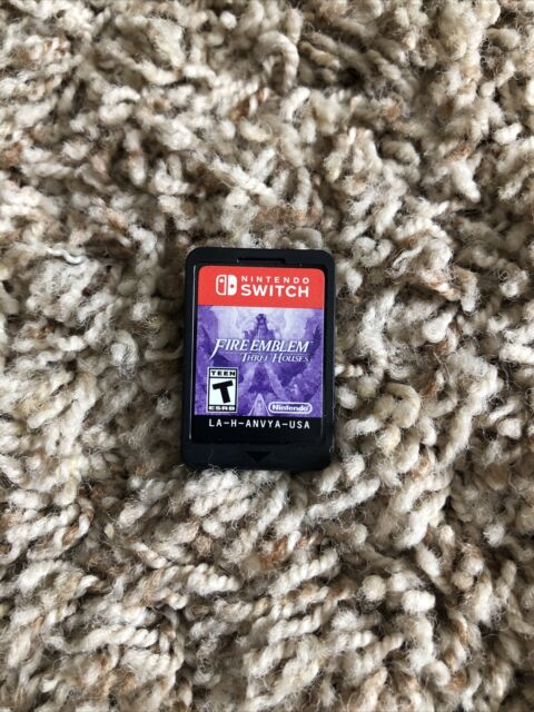 Fire Emblem: Three Houses - Nintendo Switch *Cartridge Only*