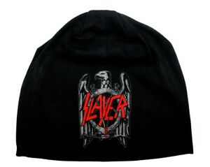 Slayer-Official-Officiel-Bonnet-Bandlogo-Aigle-Cap-Possede-Big-4