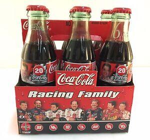 2003 Coca Cola Nascar Tony Stewart 8 Ounce Bottle Home Depot