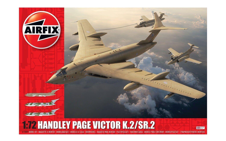 Airfix A12009 –1  72 Handley Page Victor K.2  SR.2 - modelllllerlerlsats