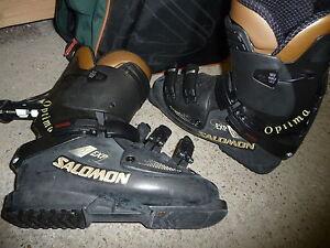 EXP 26 size Ski mondeo 8 UK solebageBay OPTIMA boots SALOMON 330 F5uclT1JK3