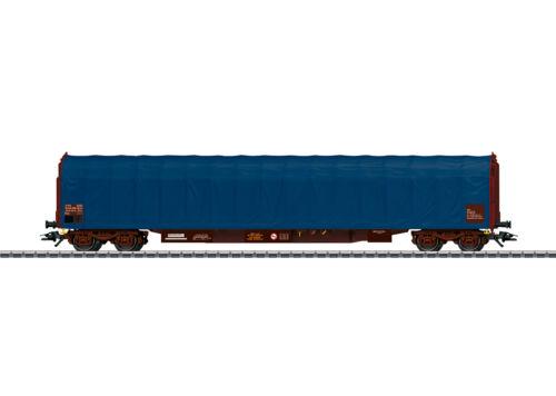 Märklin 47060 Schiebeplanenwagen Rilns der SBB #NEU in OVP#