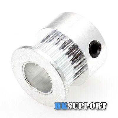 20T 8mm Bore 6mm Width GT2 Timing Belt Aluminum Drive Pulley For DIY 3D Printer