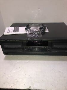 Technics Stereo Cassette Deck RS-TR272 For Parts Only