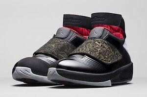 ea81bc5fa92 2015 Nike Air Jordan 20 XX Retro Stealth Size 12.5. 310455-002 1 2 3 ...