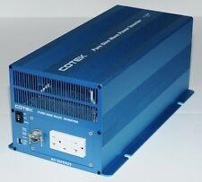 Cotek SK3000-112 3000W, 12VDC Pure Sine Wave Inverter
