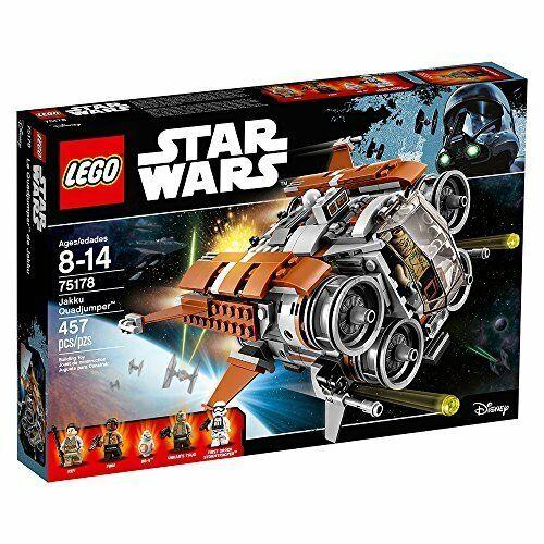Lego Star Wars, épisode VII  Jakku quadjumper (75178) Neuf dans sa boîte 2017 Set