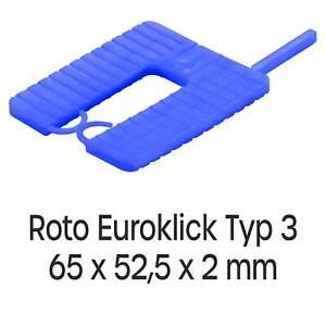 ca.150 schutzimprägnierte Distanzklötze Abstandhalter Unterleger 2-3-4-5 mm NEU