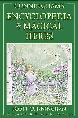 Cunningham's Encyclopedia of Magical Herbs by Cunningham, Scott 1