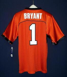Details About New Oklahoma State Cowboys 1 Dez Bryant Sewn Russell Athletic Jersey Youth Xl