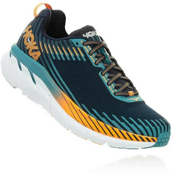 HOKA ONE ONE Men's Clifton 5 Wide - NEW